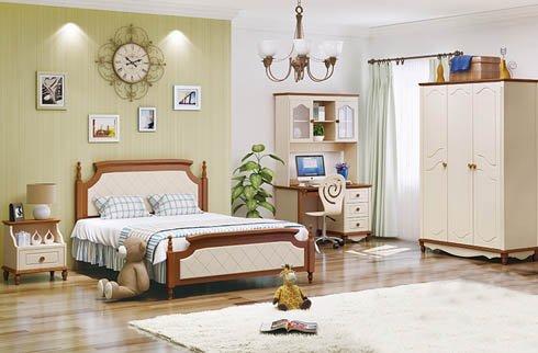 Đặc trưng bộ phòng ngủ cho bé tại Vương quốc nội thất