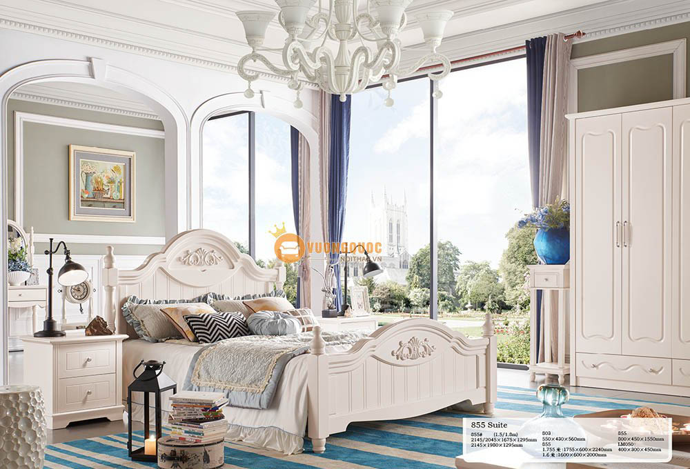 Phòng ngủ sáng tạo cho bé JY855