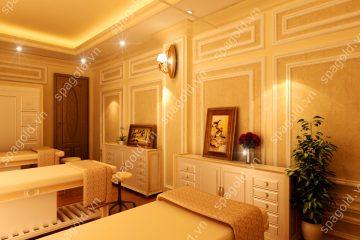 Đơn vị thiết kế nội thất spa