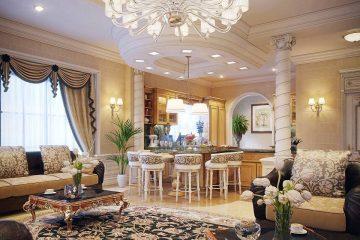 Bật mí kinh nghiệm thiết kế ánh sáng hoàn hảo cho phòng khách