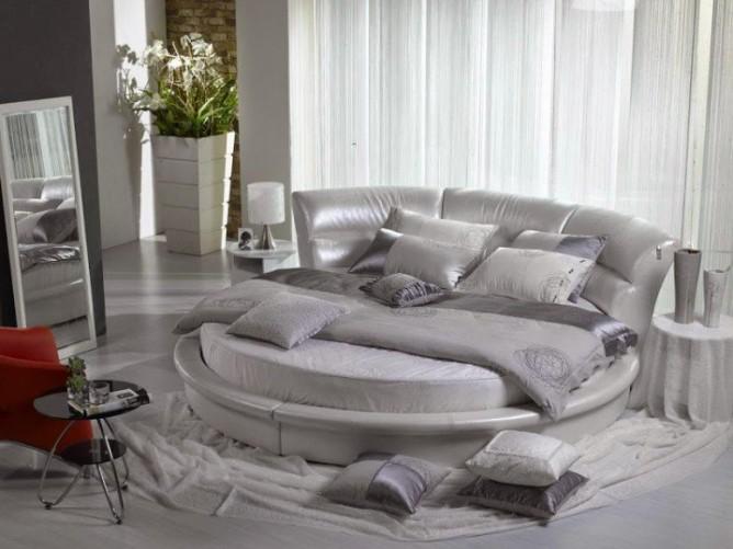 Giường ngủ hình tròn giá bao nhiêu?